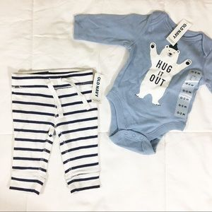 NWT Old Navy Hug It Out Two Piece Outfit
